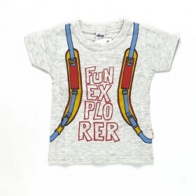 Camiseta Divertida Fun Explorer