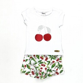 Conjunto Love Cherry