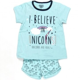 Pijama Unicorns Are Real - Orango Kids