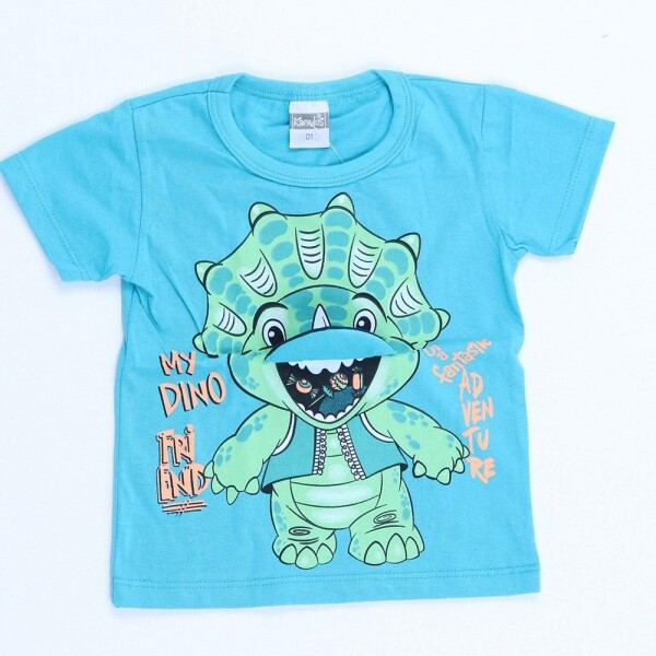 Camiseta Interativa Dino Friend