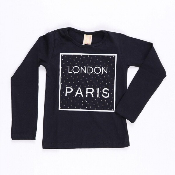 Blusa London Paris